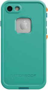 d5fdb15b9603 Lifeproof FRE SERIES Waterproof Case for iPhone 7 (ONLY) - Retail Packaging  - SUNSET BAY (LIGHT TEAL/MAUI BLUE/MANGO TANGO)