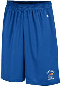 7ba4cf5e7a77 Champion NCAA Kansas Jayhawks Men s Men s Classic Team Mesh Short