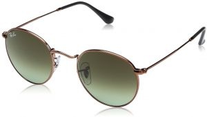 97670f4782 Ray-Ban RB3447 9002A6 Non-Polarized Round Sunglasses