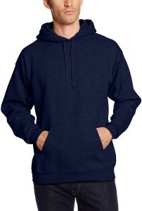 8d54a4364 Hanes Ultimate Cotton Adult Pullover Hoodie Sweatshirt