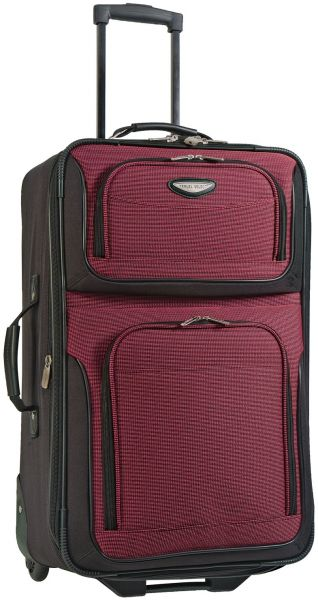 887995c8b8f3 Travelers Choice Travel Select Amsterdam 25-Inch Expandable Rolling  Upright