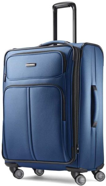 Samsonite Leverage LTE Expandable Softside Checked Luggage with ... 26281c2f586df