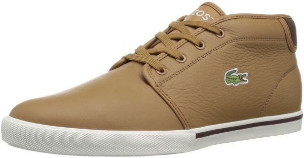 20a4c46f17fb1 Lacoste Men s Ampthill Chukka Sneakers