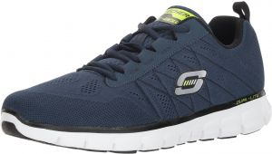 0341786ba23b Skechers Sport Men s Synergy Power Switch Memory Foam Athletic Training  Sneaker