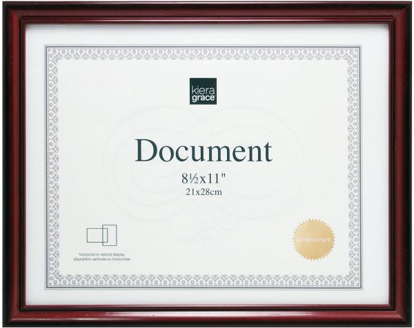 Kiera Grace Ph43804 1 Harper Document Frame 85 X 11 Souq Uae