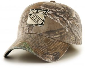 11e65e3c3e8  47 NHL New York Rangers Realtree Franchise Fitted Hat