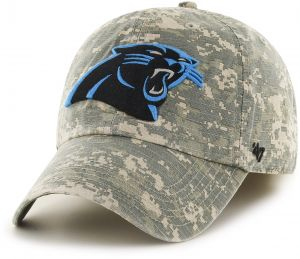 4eb429bf3 NFL Carolina Panthers Officer Franchise Fitted Hat