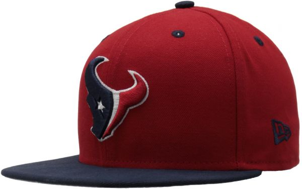 NFL Houston Texans Two Tone 59Fifty Fitted Cap 8fe05fb8a3a6