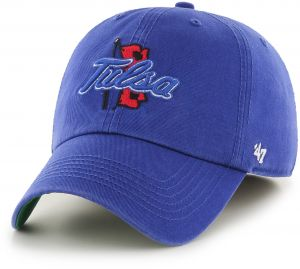 47 NCAA Tulsa Golden Hurricane Franchise Fitted Hat db093ea60863