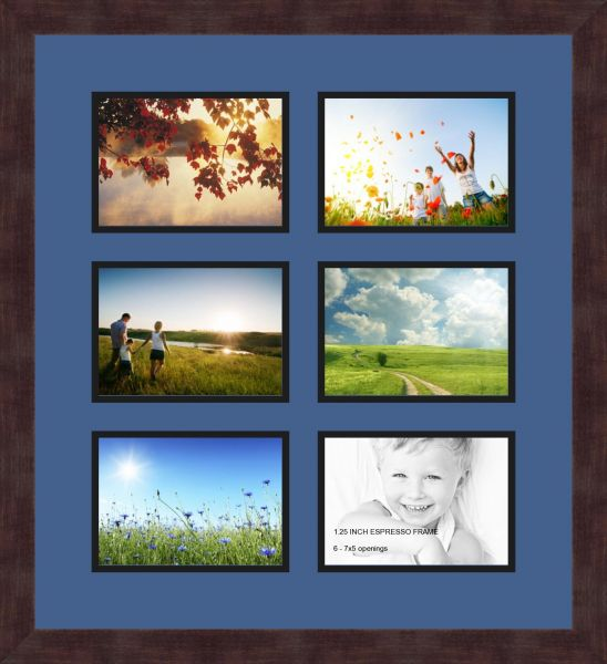 Art To Frames Double Multimat 86 83689 Frbw26061 Collage Frame