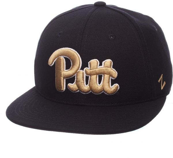 60cbeb9634e ... order ncaa pittsburgh panthers mens m15 fitted hat 71 4 navy 295b1 d4870