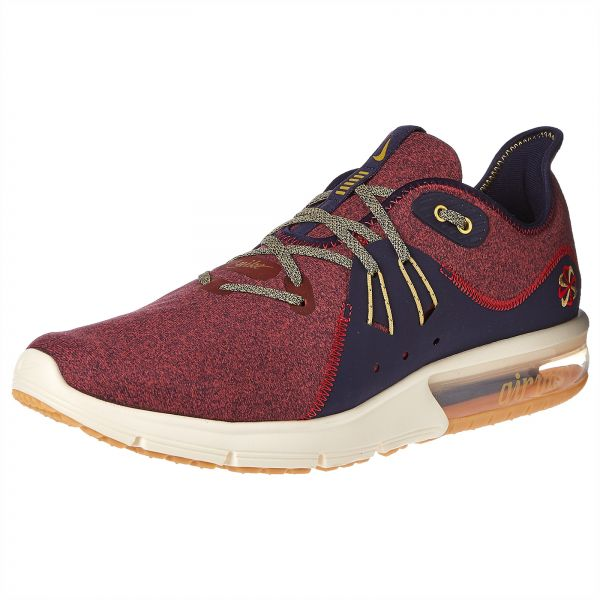 ba71e05852b90 Nike Air Max Sequent 3 Premium VST Running Shoe for Men. by Nike