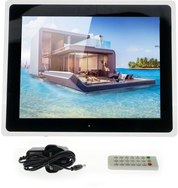 Crony 15 Inch TFT LCD With High Resolution Digital WiFi