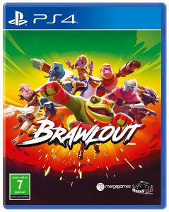 Brawlout PlayStation 4 by Merge Games