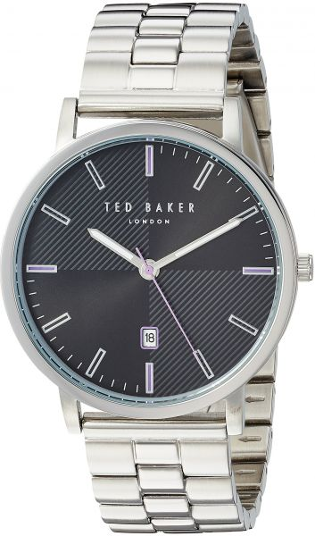 7fa8c4916 Ted Baker Men s  Dean  Quartz Stainless Steel Casual Watch