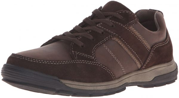 79ac99643e07a Nunn Bush Men s Layton Moc Toe Sport Oxford