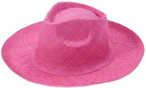f2dc0bf83d7 Zarash Fashion Cowboy Hat for Women - Baby Pink