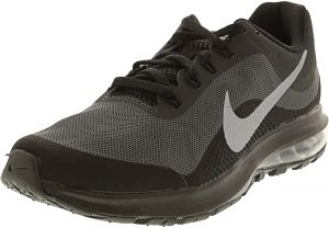 53df56be2ca96 Nike Women s Air Max Dynasty 2 Anthracite   Metallic Cool Grey Ankle-High  Running Shoe - 6.5M