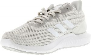 on sale 33931 b0d67 Adidas Womens Cosmic 2 Sl Footwear White  Ankle-High Fabric Running Shoe  - 9.5M