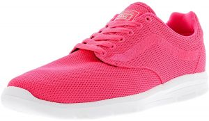 c7a3bef37ba8b9 Vans Iso 1.5 Mesh Knockout Pink Ankle-High Running Shoe - 7M   5.5M