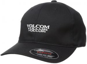 5195f9874e5 Volcom Men s Descend Six Panel Xfit Hat