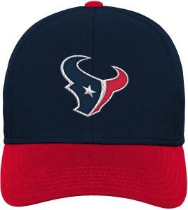 f9db53a180cc3 NFL by Outerstuff NFL Houston Texans Youth Boys Velocity Structured Snap Hat  Deep Obsidian