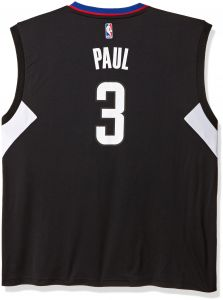 230e08da8923 adidas NBA Los Angeles Clippers Chris Paul  3 Men s Replica Alternate Road  Jersey