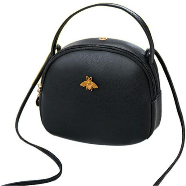 Genuine Leather Small Shoulder Bag for Women