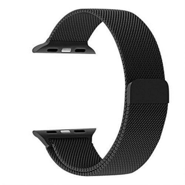 c5e8e8d7e Band For Smart Watch 38/40mm, Stainless Steel Milanese Loop with Adjustable  Magnetic Closure Clasp iWatch Band For Smart Watch Series 4 Series 3 Series  2 ...
