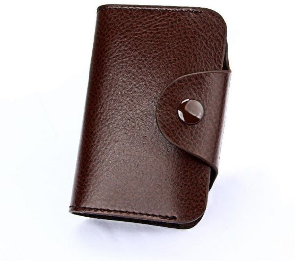 huge selection of 29506 69b61 Men and Women Leather wallet, ID Card, credit card, Coin and money holder