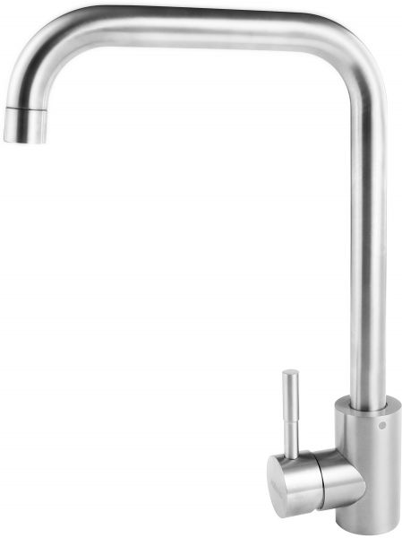 Vadania Mixer Taps For Kitchen Sink Single Lever Swivel Spout One