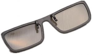 10adf7246db 3 PCS Square Polarized 3D Glasses