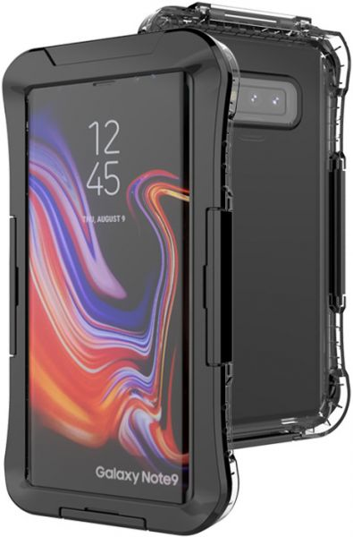 half off 89ac3 04c03 Samsung Galaxy Note 9 Waterproof Case, Underwater IP68 Full Body Protection  Anti Crack Armor Phone Cover