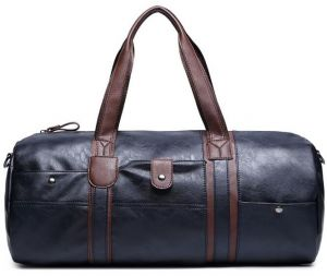 40634ac61eb Extra large weekend duffel bag large genuine leather business men s travel  bag popular design duffle