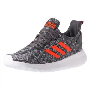 ff74caafb57 adidas DB1600 Sports Sneakers for Men - Grey Five F17 Solar Red White