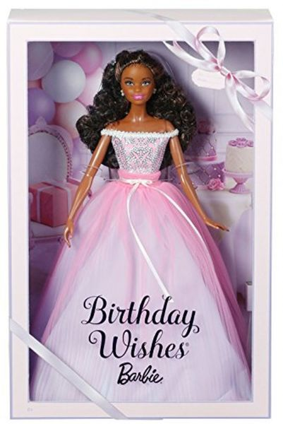 Barbie Collector Birthday Wishes Doll