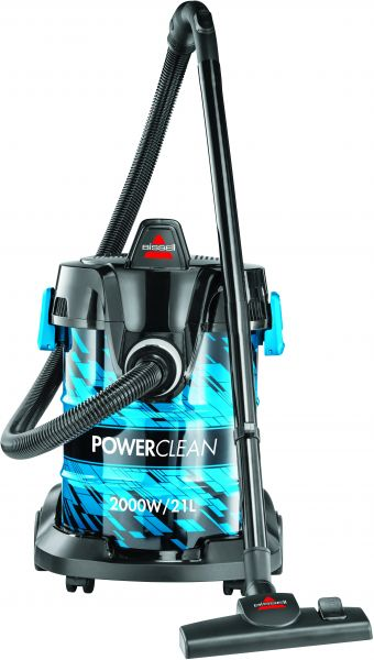 Bissell Powerclean Drum Vacuum 21L 2027E, Blue price in Saudi