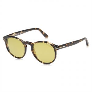 0b2210d0d68 Tom ford Round Unisex Sunglass - Green Lens