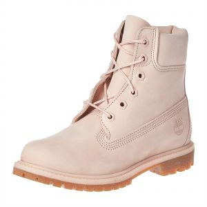 a882f3bf4835 Timberland Premium Lace Up Boots for Women - Cameo Rose