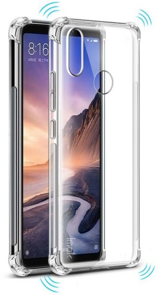 factory authentic 1d588 3a9d5 Huawei Honor 10 lite Protective Case Transparent Clear Case Shockproof Back  cover Case, Clear