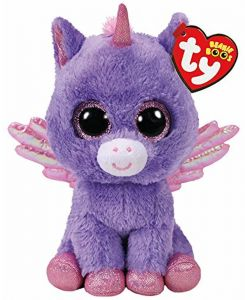 cf50720d008 Ty Beanie Boos Athena- Unicorn with Wings (Claire s Exclusive)