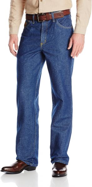 4b6aa7df Cinch Men's FR Green Label Slim Fit Jean, Indigo, 32W x 32L. by Cinch, Pants  - Be the first to rate this product