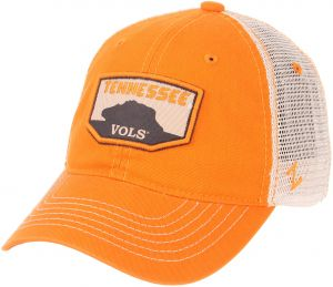 purchase cheap 71cdf be0f9 Zephyr NCAA Tennessee Volunteers Men s Trademark Relaxed Cap, Adjustable,  Washed Team White   KSA   Souq
