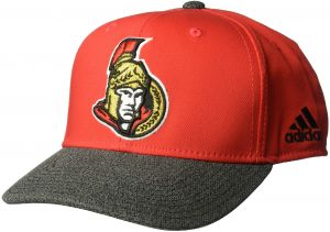 e2042c09d28 adidas NHL Ottawa Senators Structured Adjustable Hat