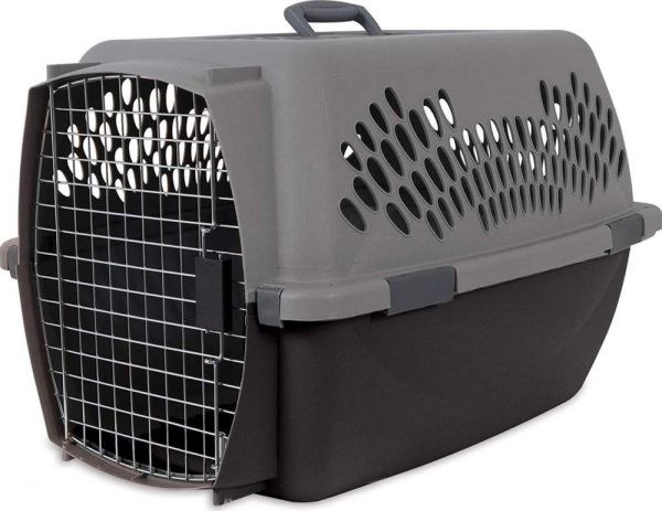 Aspen Pet Porter Heavy-Duty Pet Carrier with Secure Lock 4059c289f21b
