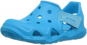 2bde066570798 Crocs Kids  Swiftwater Wave K Slip-On