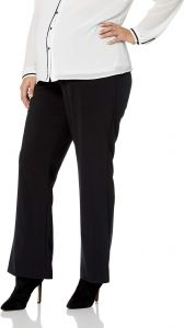 59a530354be Motherhood Maternity Women s Plus-Size Bi-Stretch Secret Fit Belly Boot Cut  Leg Pant