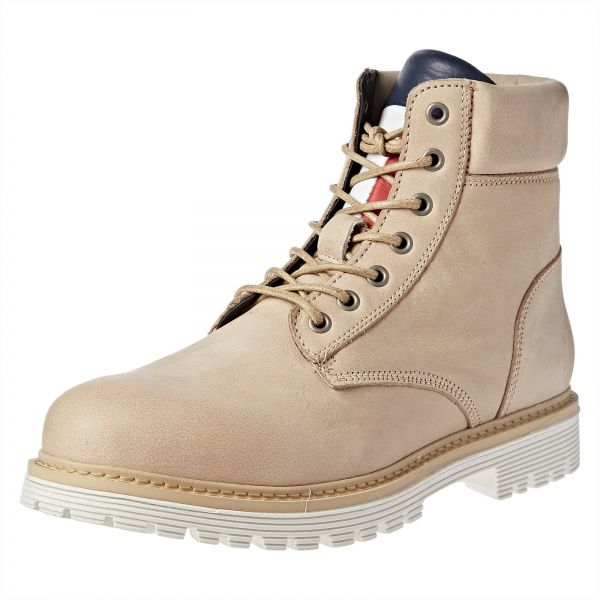 82eb308f571 Tommy Hilfiger Iconic Tommy Jeans N Ankle Boots for Men - 45 EU ...