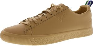 da06b5ab695e Puma Men s Clyde Big Sean Natural Vachetta Ankle-High Leather Fashion  Sneaker - 8M