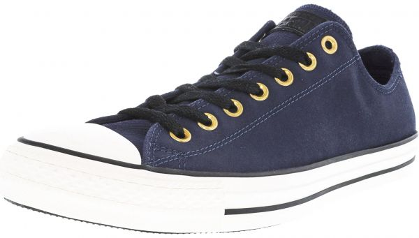 Converse Chuck Taylor All Star Ox Obsidian   Egret Black Ankle-High ... 8cf67951b